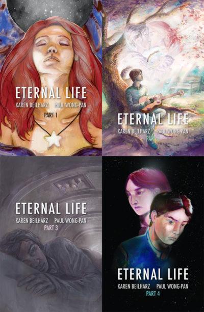 Eternal Life Parts 1-4