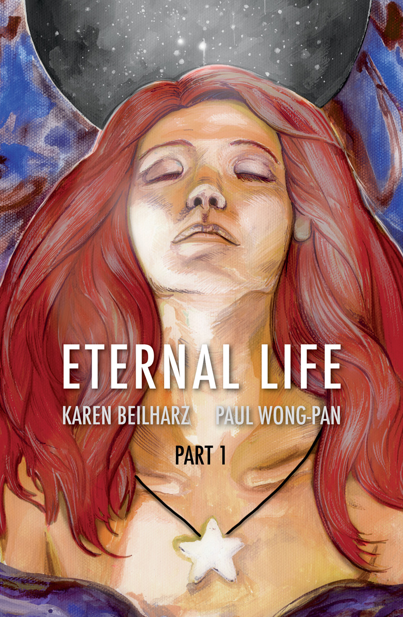 Eternal Life Part 1 cover