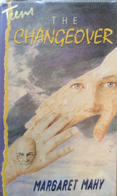 The Changeover, book cover