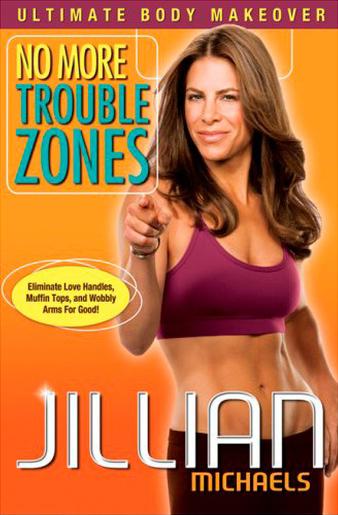 Jillian Michaels No More Troubel Zones DVD cover