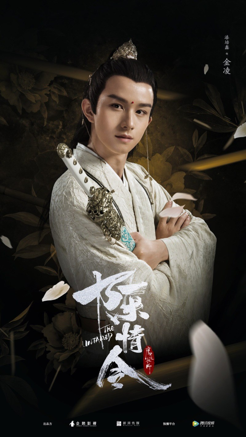 The Untamed: Jin Ling