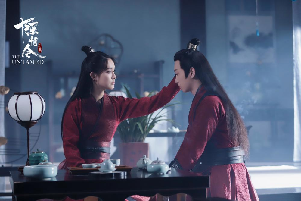 The Untamed: Wen Qing and Wen Ning